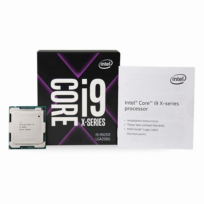 인텔 코어X-시리즈 i9-9920X (스카이레이크) (정품) [037490]